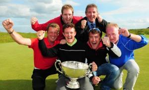 2014 AIG sponsored Irish Amateur Close Golf Championship