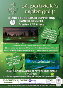 Charity Fund Raiser at Lough Erne Resort - St Patricks Day