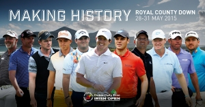 Star names confirmed for Dubai Duty Free Irish Open hosted by the Rory Foundation