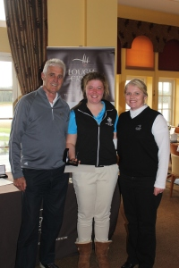 Presentation - Maeve Rooney Under 16 Winner County Sligo Golf Club