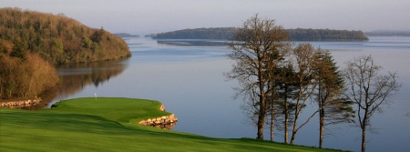 The 10th at Lough Erne