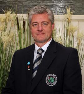 2016 PGA in Ireland Captain, Gary Chambers