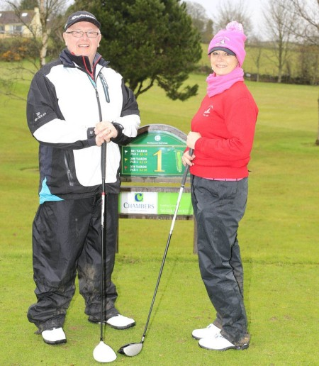 William Neary & Roisin Henry (Castle Hume Golf Club)